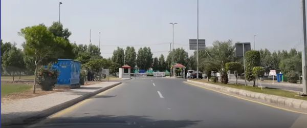 Shazia Heights Location