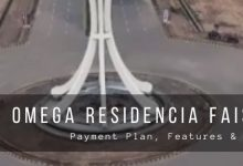 Omega Residencia Faisalabad Residential & Commercial Plots